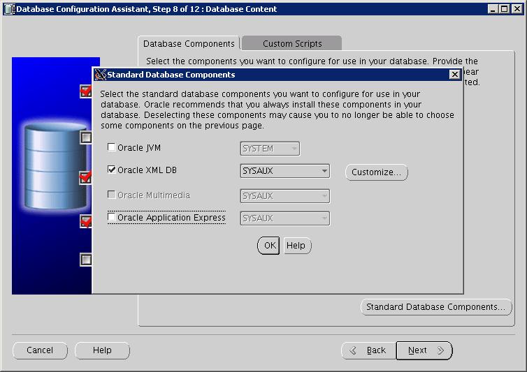 Oracle RAC installation