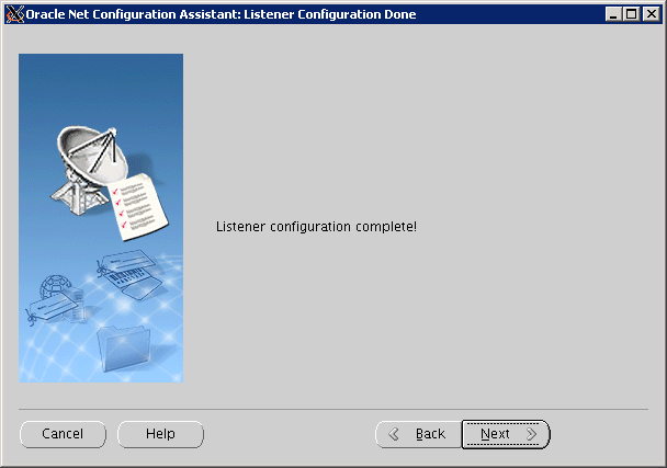 Создание службы удаленного подключения к серверу (Listener)